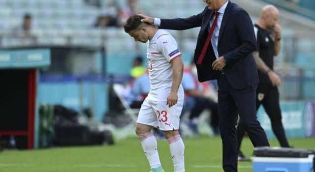 """Europei calcio 2021, il ct della Svizzera Petkovic: """"L'Italia è favorita per la vittoria finale"""""""