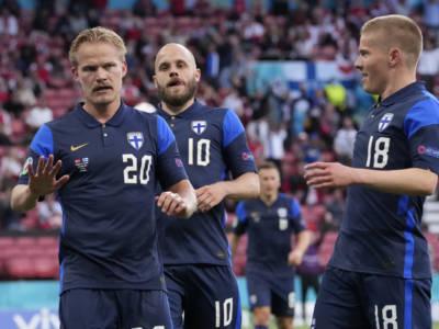 Euro 2021, Danimarca-Finlandia 0-1: dopo il grande spavento i finlandesi vincono con la rete di Pohjanpalo