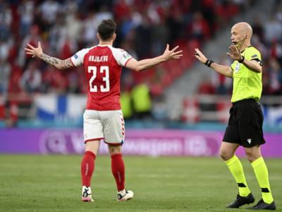 Italia-Austria, chi è l'arbitro della partita. Precedenti con azzurri e squadre di club