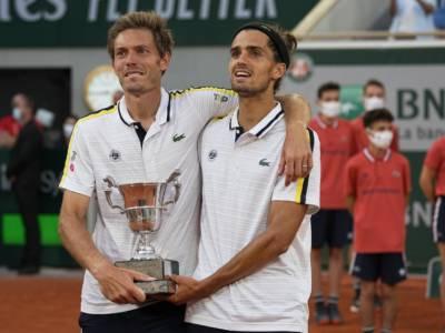 Roland Garros 2021: Pierre Hugues Herbert e Nicolas Mahut vincono il titolo di doppio per la seconda volta