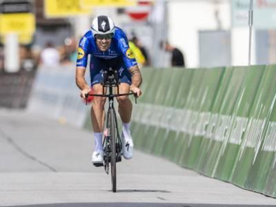 """Giro di Svizzera, Mattia Cattaneo: """"E' stata una giornata dura, con un ritmo alto sulle salite"""""""