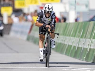 """Ciclismo, Domenico Pozzovivo: """"Sono molto contento della mia condizione, ho sofferto ma ora sto bene"""""""