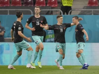 LIVE Austria-Macedonia 3-1, Europei calcio 2021 in DIRETTA: Gregoritsch ed Arnautovic decisivi, Pandev non basta