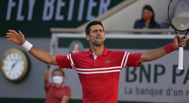 """Roland Garros 2021, Novak Djokovic: """"I match con Nadal e Tsitsipas saranno indimenticabili per me"""""""