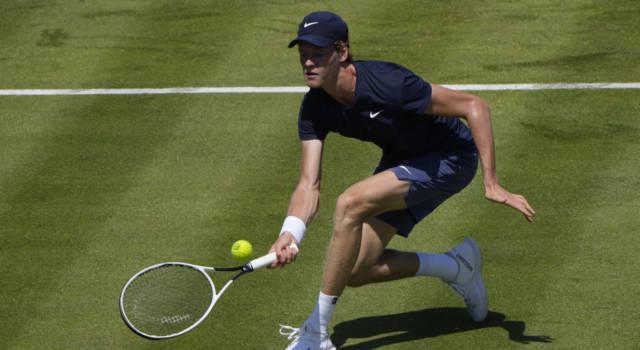 ATP Queen's 2021: Jannik Sinner vince in doppio insieme a Feliciano Lopez