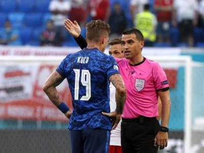 Italia-Galles, chi è l'arbitro della partita: precedenti con azzurri e squadre di club