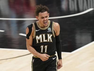 Playoff NBA 2021, i risultati della notte (24 giugno): Trae Young magnifico, Hawks avanti sui Bucks