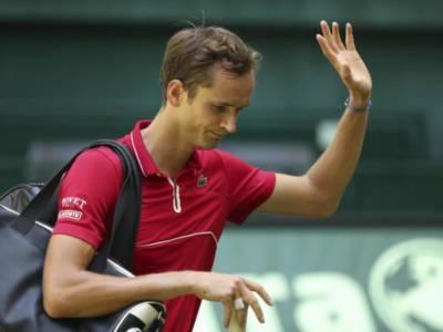 ATP Halle 2021: cade Medvedev, avanza Zverev. Per Federer c'è Auger-Aliassime