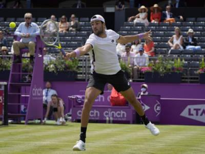 VIDEO Berrettini-Norrie, ATP Queen's 2021: highlights e sintesi. L'azzurro conquista il titolo in tre set
