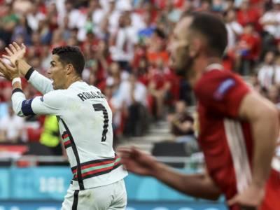 VIDEO Portogallo-Ungheria 3-0, highlights, gol e sintesi Europei 2021: doppietta di Cristiano Ronaldo nel finale