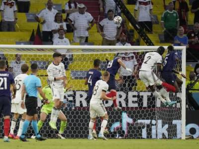 VIDEO Francia-Germania 1-0, highlights, gol e sintesi Europei 2021: decide l'autogol di Hummels, 2 reti annullate a Mbappé