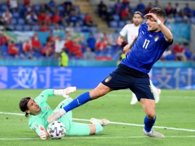 VIDEO Italia-Svizzera 3-0: highlights e sintesi Europei 2021. Doppietta di Locatelli, Immobile chiude i conti