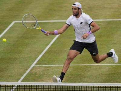 ATP Queen's 2021, Matteo Berrettini supera lo scoglio Daniel Evans ed è in semifinale!