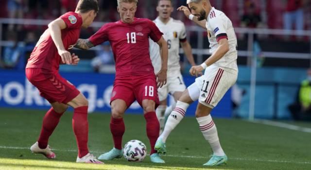LIVE Russia-Danimarca 1-4, Europei 2021 in DIRETTA: i danesi passano agli ottavi di finale. Pagelle e highlights