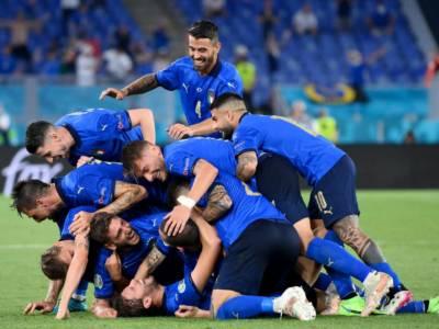 Pagelle Italia-Austria 2-1, Europei calcio 2021: Chiesa la risolve, Verratti e Barella insufficienti