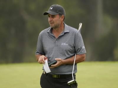 Golf, Richard Bland continua a stupire e guida il Cazoo Classic 2021 dopo 18 buche