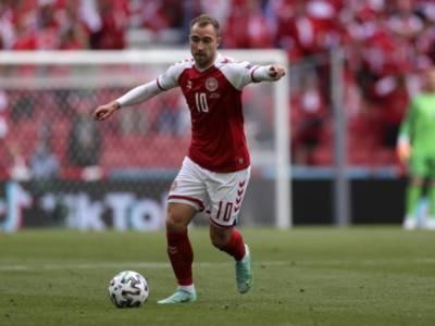 Europei di calcio 2021, Christian Eriksen dimesso dall'ospedale di Copenaghen