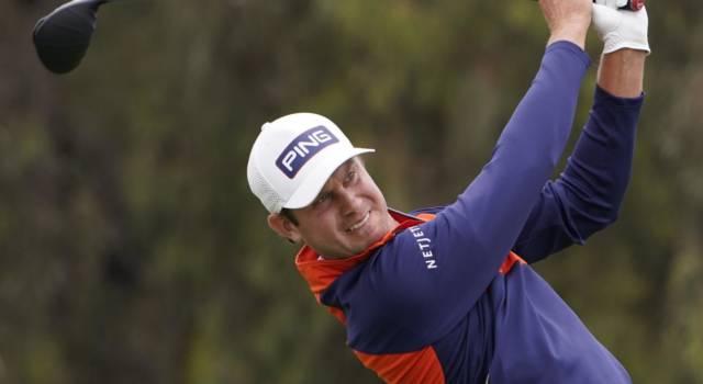 Golf: Harris English batte Kramer Hickok dopo un playoff infinito al Travelers Championship. Guido Migliozzi 13°