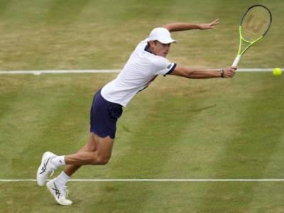 ATP Eastbourne 2021, Alex De Minaur sfiderà domani Lorenzo Sonego in finale