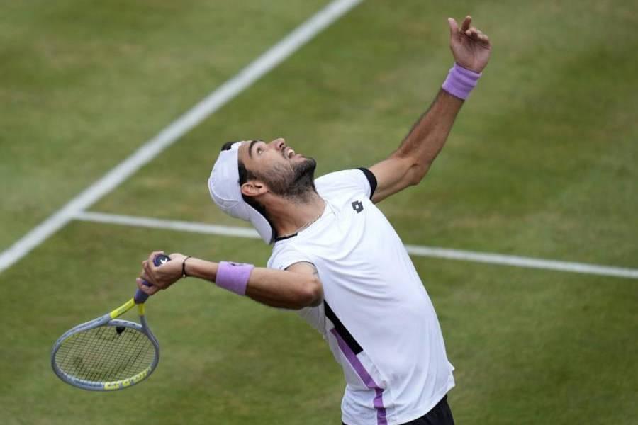 Wimbledon 2021, l'elenco delle teste di serie: quattro azzurri tra i 32. Matteo Berrettini la punta