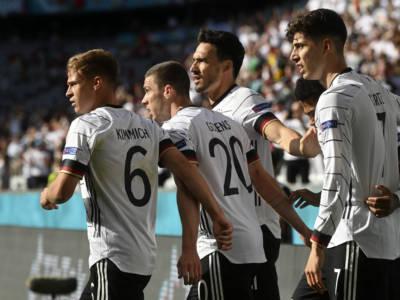 LIVE Germania-Ungheria 2-2, Europei 2021 in DIRETTA: pagelle e highlights. Goretzka salva la nazionale di Löw!