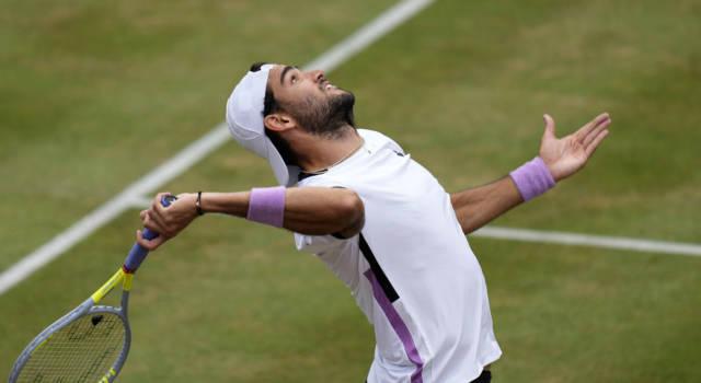 Classifica ATP Matteo Berrettini, ranking ATP dopo la vittoria al Queen's: Roger Federer è ad un passo!