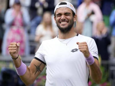 Wimbledon 2021, Matteo Berrettini l'italiano più adatto all'erba. Sinner e Sonego faticano. E Musetti…