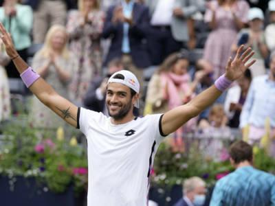 Tennis, Ranking ATP (21 giugno): non cambiano le posizioni in vetta. Berrettini avvicina Federer, salgono Musetti e Mager