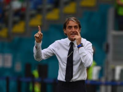 """Calcio, Roberto Mancini: """"Fa piacere aver eguagliato un mito come Pozzo"""""""