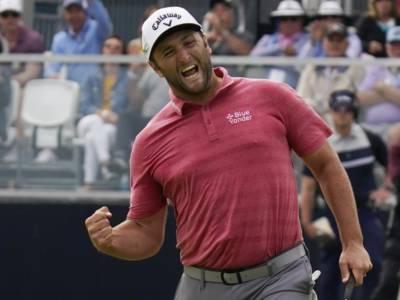VIDEO US Open 2021 golf: highlights e sintesi del quarto giro. Gioia Rahm, delusione Oosthuizen. Quarto Migliozzi