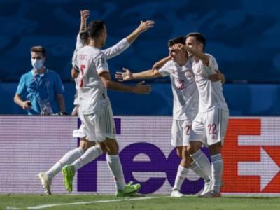 Calcio, Europei 2021: la Svezia piega la Polonia ed è prima del girone, la Spagna umilia la Slovacchia ed è seconda