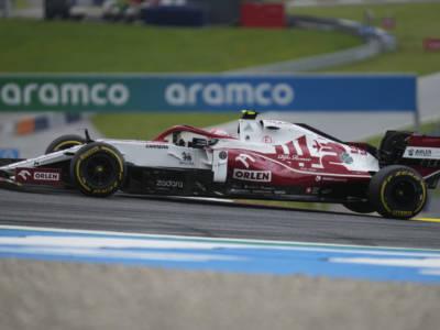 """F1, Antonio Giovinazzi: """"Credo che oggi sia stato un venerdì molto buono"""""""