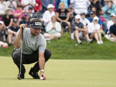 Golf: Kramer Hickok e Bubba Watson emergono da leader dopo tre giri al Travelers Championship. Cala Migliozzi