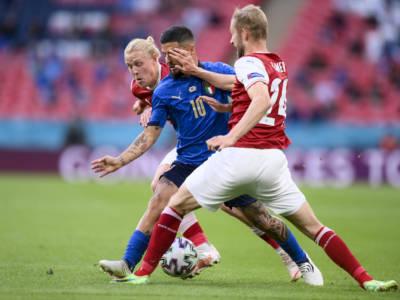 VIDEO Italia-Austria 2-1 dts: highlights e sintesi Europei 2021. Decisivi Chiesa e Pessina