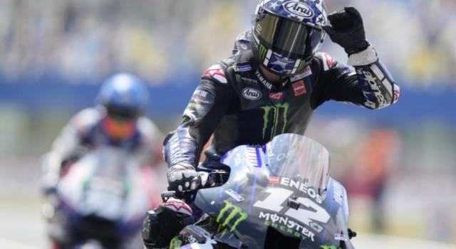 """MotoGP, Maverick Vinales sulla sospensione: """"Momento di frustrazione, chiedo scusa"""""""