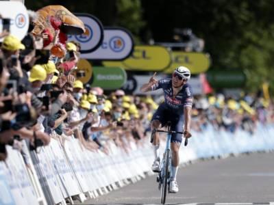 Ciclismo, Mathieu Van Der Poel rinnova con la Alpecin – Fenix fino al 2025
