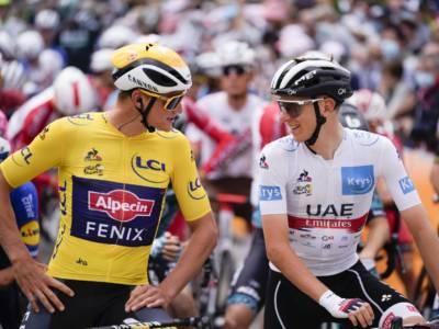 Classifica Tour de France 2021, quinta tappa: Pogacar ribalta tutto, Vincenzo Nibali in top20