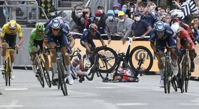 Tour de France 2021, pagelle terza tappa: Alpecin-Fenix devastante, ma le cadute hanno la meglio