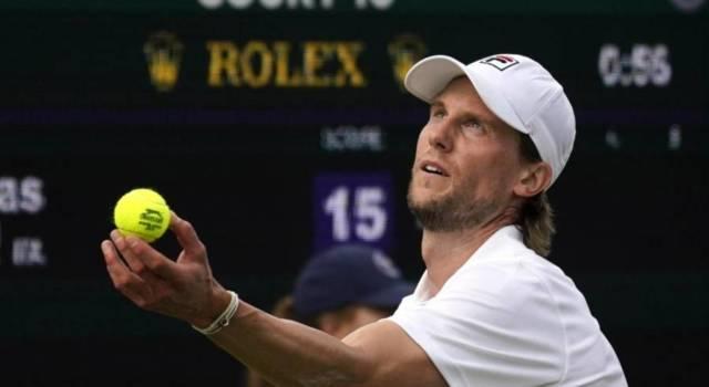 ATP Los Cabos 2021, i risultati del 19 luglio. Esce l'unico azzurro Andreas Seppi