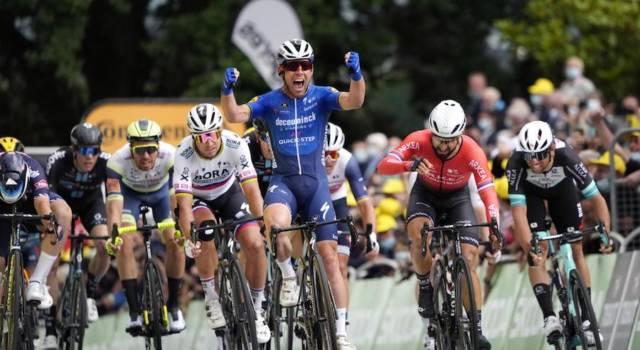 Tour de France 2021, pagelle quarta tappa: Cannonball is back! Philipsen e Bol sbagliano i tempi