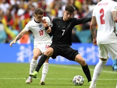 Inghilterra-Germania 2-0, Europei 2021: Sterling e Kane a segno, i Tre Leoni ai quarti! Tedeschi a casa