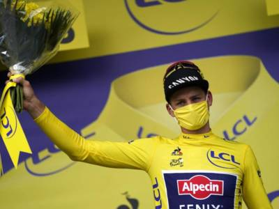 Tour de France 2021, startlist cronometro di oggi: pettorali e orari di partenza