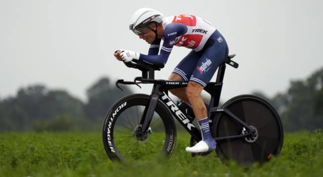 """Giro di Lussemburgo 2021, Vincenzo Nibali: """"Questa notte sono stato male, ci sarà da soffrire"""""""