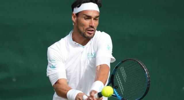 Wimbledon 2021: Fabio Fognini di classe e lucidità con Laslo Djere, è terzo turno
