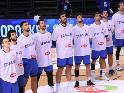 Basket, VTG Supercup – Torneo di Amburgo 2021: gli Azzurri in Germania per preparare il Preolimpico