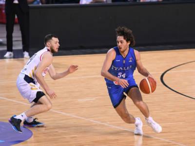 Basket: Italia, terzo giro di convocati per raduno a Milano e Venezuela. Entrano Fontecchio, Abass, Pajola, Ricci, Tessitori e Moraschini