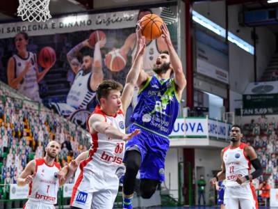 Basket, Champions League 2021-2022: Dinamo Sassari e Brindisi ai gironi, debutto Treviso nei preliminari