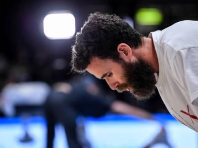 Basket: Gigi Datome fuori causa per il Preolimpico di Belgrado per problemi fisici