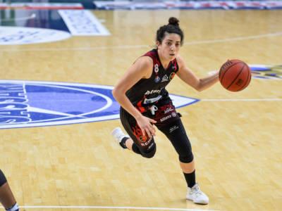 """Basket, Costanza Verona: """"Schio, aspettavo il momento giusto per questo passo. Italia entusiasta, Lardo chiede molta energia"""""""