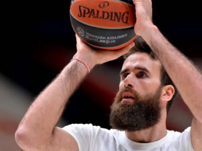 """Basket, Gigi Datome sulla rinuncia al Preolimpico: """"Ho una tendinite al ginocchio destro da più di un mese"""""""